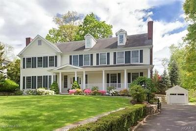 Connecticut Single Family Home For Sale: 82 Lockwood Road