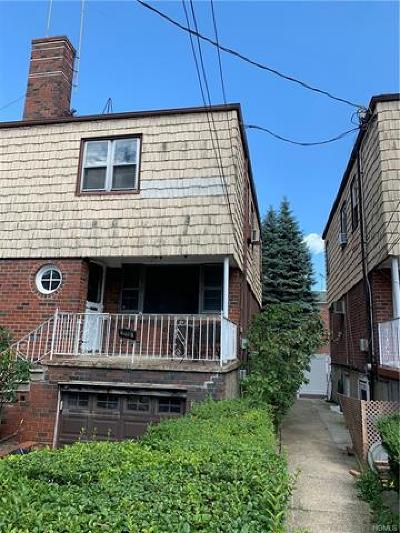 Bronx Single Family Home For Sale: 2710 Pearsall Avenue