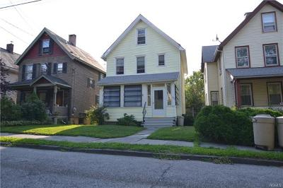 Peekskill Single Family Home For Sale: 424 Smith Street