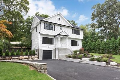 Westchester County Single Family Home For Sale: 310 Warren Avenue