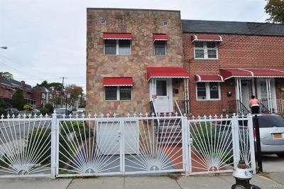 Bronx Single Family Home For Sale: 4151 Paulding Avenue