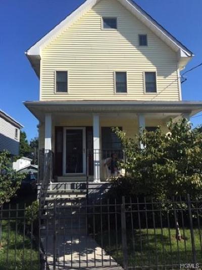 Bronx Single Family Home For Sale: 119 Pilot Street