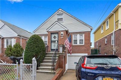 Bronx Single Family Home For Sale: 2538 Kingsland Avenue