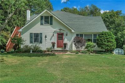 Putnam County Single Family Home For Sale: 62 Buckshollow Road