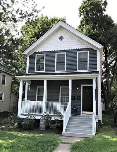Rental For Rent: 151 Cedar Hill Avenue #2nd Floo