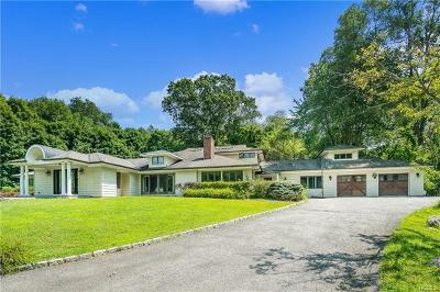 Chappaqua Single Family Home For Sale: 511 North Bedford Road
