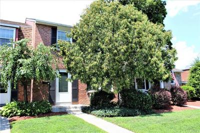 Dutchess County Condo/Townhouse For Sale: 274 Hooker Avenue #E7