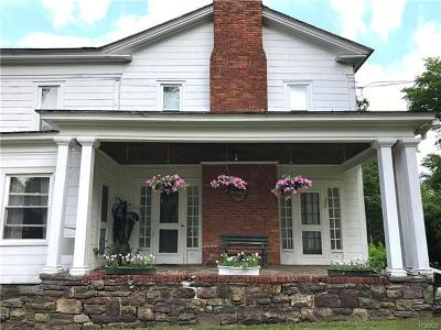 Delaware County Single Family Home For Sale: 51 Saw Mill Road