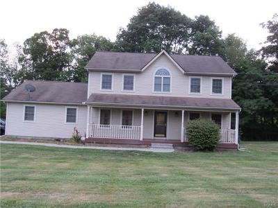 Single Family Home For Sale: 2447 County Route 1