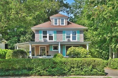 Pelham Single Family Home For Sale: 53 Chestnut Avenue