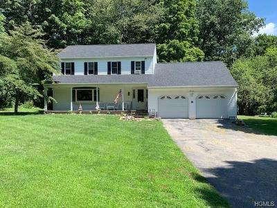 Connecticut Single Family Home For Sale: 41 Driftway Road