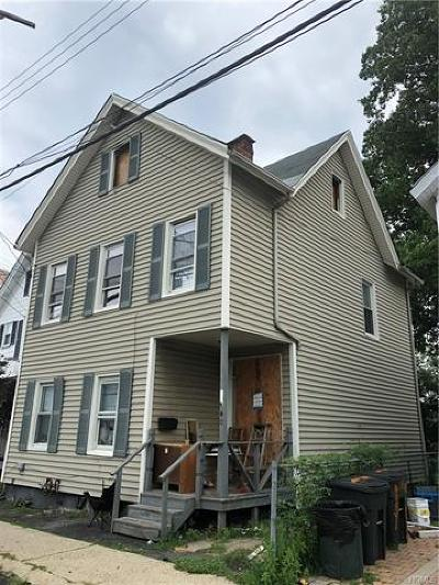 Rockland County Single Family Home For Sale: 40 Benson Street