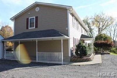 Dutchess County Rental For Rent: 173 Hillside Lake Road