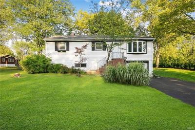 Rockland County Single Family Home For Sale: 60 Klein Avenue