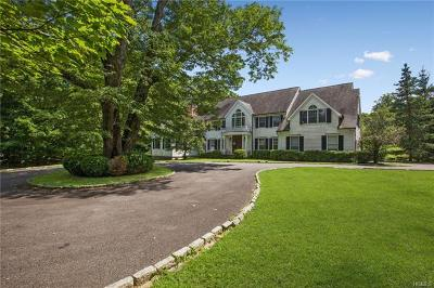 Westchester County Single Family Home For Sale: 5 Hopes Farm Lane