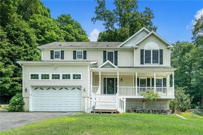 Croton-on-hudson Single Family Home For Sale: 24 Sunset Lane