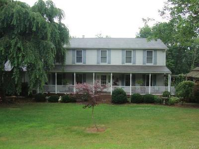 Single Family Home For Sale: 96 Rutgers Creek Road