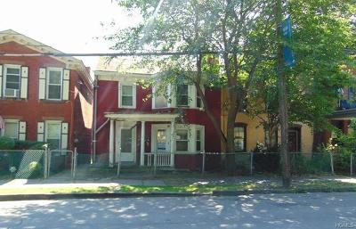 Newburgh Multi Family 2-4 For Sale: 162 Dubois Street