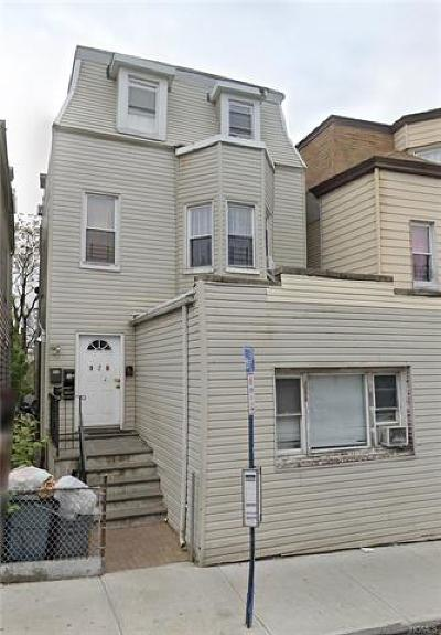 Yonkers Multi Family 2-4 For Sale: 178 Elm Street