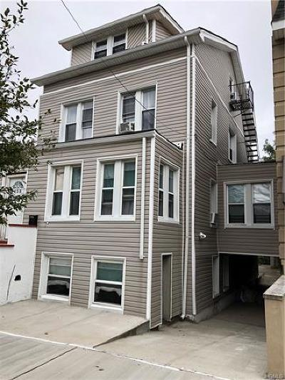 Bronx Multi Family 2-4 For Sale: 458 Revere Avenue