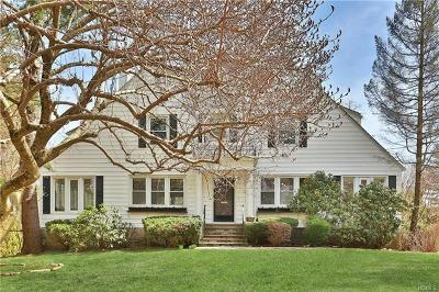 Westchester County Single Family Home For Sale: 53 Oxford Road