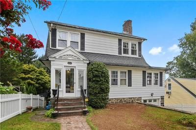 Westchester County Single Family Home For Sale: 406 Marlborough Road