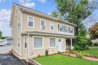 Dutchess County Single Family Home For Sale: 25 Clapp Avenue