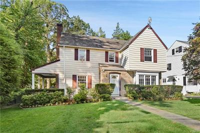 Westchester County Single Family Home For Sale: 8 Pasadena Place