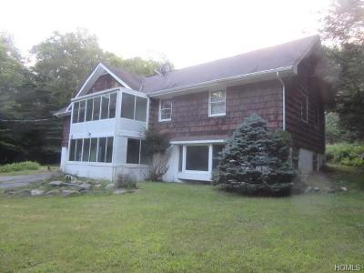 Woodbourne NY Single Family Home For Sale: $114,900