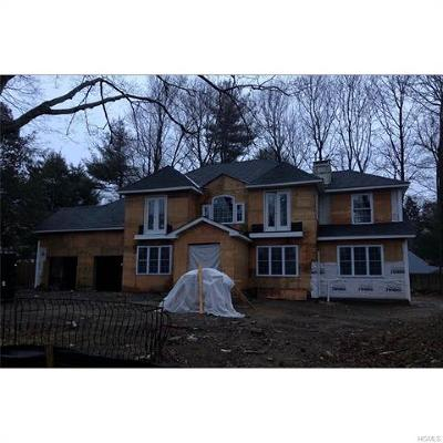 Chappaqua Single Family Home For Sale: 19 Plymouth Road