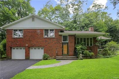 Westchester County Single Family Home For Sale: 171 Chappaqua Road