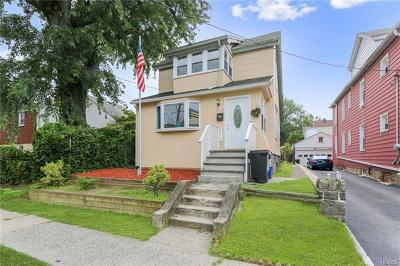 Westchester County Single Family Home For Sale: 118 Fortfield Avenue