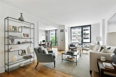 New York Condo/Townhouse For Sale: 23 West 116th Street #4J