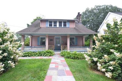 Westchester County Single Family Home For Sale: 55 Sarles Lane