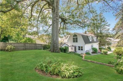 Mount Kisco Single Family Home For Sale: 63 Woodland Street