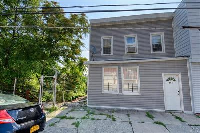 Westchester County Multi Family 2-4 For Sale: 254 Aka 256 Edwards Place