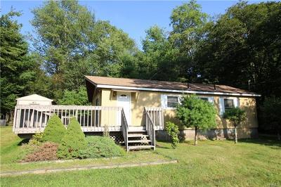 Smallwood NY Single Family Home For Sale: $149,999