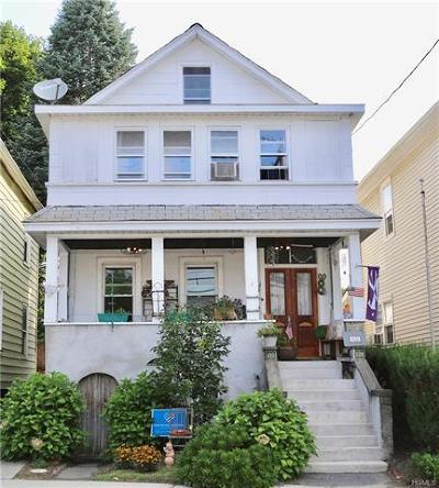 Dutchess County Single Family Home For Sale: 132 Verplanck Avenue