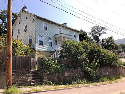 Dutchess County Multi Family 2-4 For Sale: 84 East Main Street