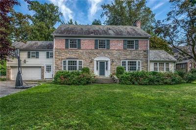 Westchester County Single Family Home For Sale: 25 Jerome Avenue