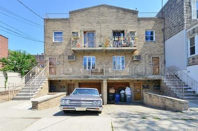 Bronx Multi Family 2-4 For Sale: 1562b Bogart Avenue