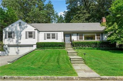 Westchester County Single Family Home For Sale: 10 Split Tree Road