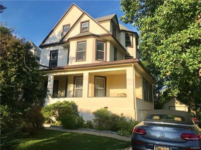 Westchester County Multi Family 2-4 For Sale: 39 Claremont Avenue