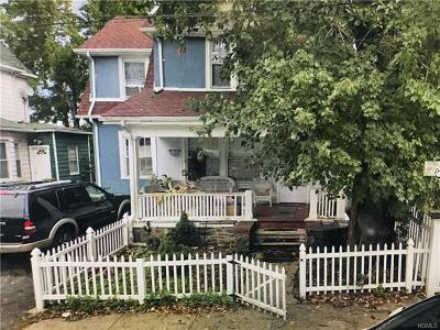 Yonkers Single Family Home For Sale: 48 Saint James Terrace