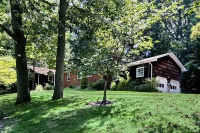 Rockland County Single Family Home For Sale: 4 Hidden Valley Drive