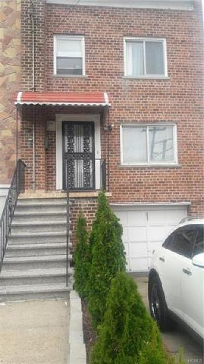 Bronx Single Family Home For Sale: 4071 Paulding Avenue