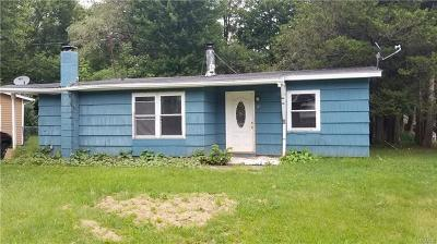 Monticello NY Single Family Home For Sale: $39,000