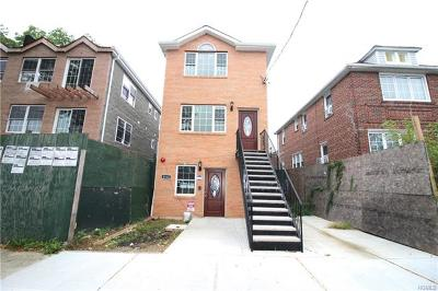 Bronx Multi Family 2-4 For Sale: 4137 De Reimer Avenue