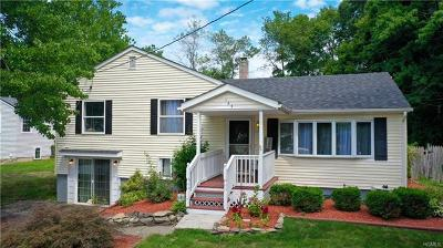 Dutchess County Single Family Home For Sale: 123 Rothenburgh Road