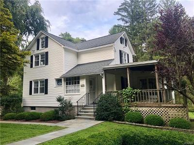 Pleasantville NY Single Family Home For Sale: $629,000